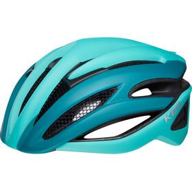 KED Wayron casco per bici verde